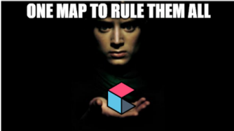 Coinmap - One map to rule them all
