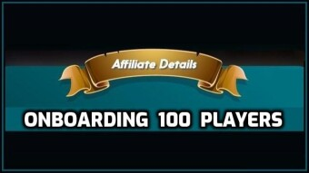Splinterlands | Onboarding 100 Players (Affiliate Report #3)