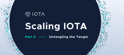 TPS @ Scale - IOTA Style Hans Moog-  Fluid Sharding