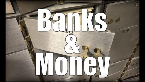 TREVOR BALTHROP BANKS AND MONEY FOR BLOCKCHAIN bitcoin btc