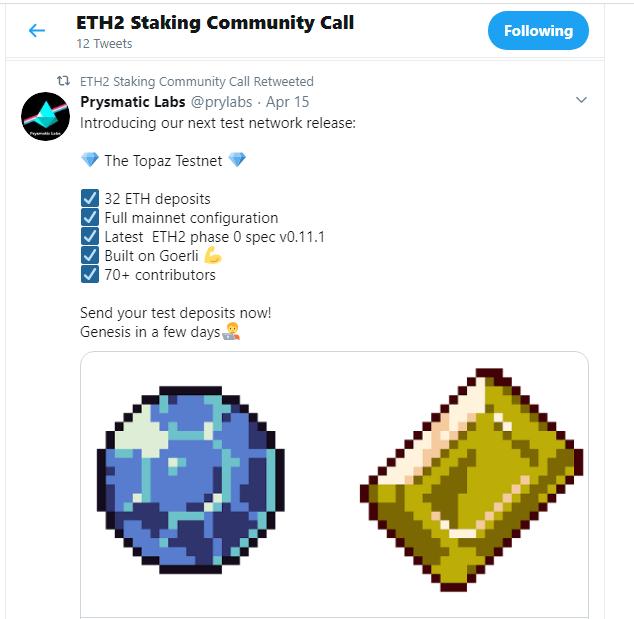 testnet, eth, ethereum2.0