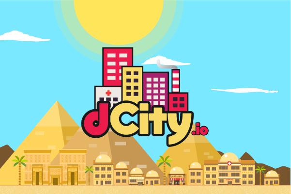 dcity header