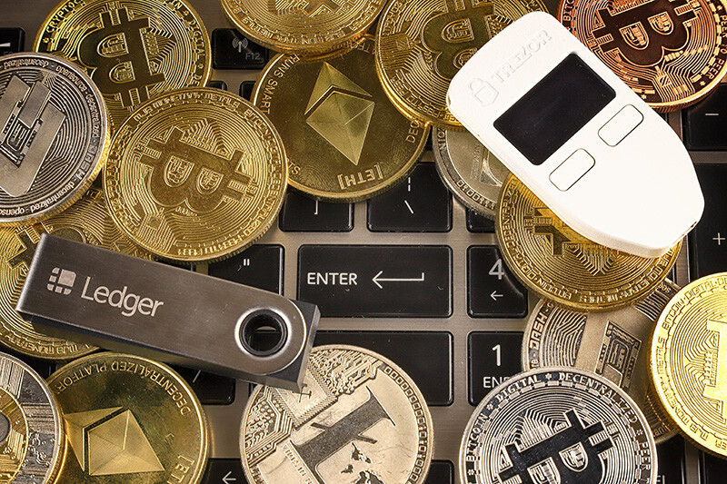 HW Wallets Coins