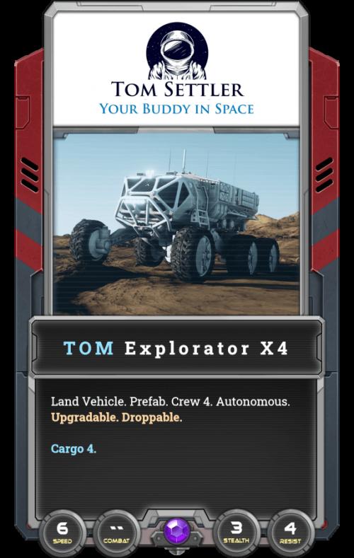 Tom Explorator