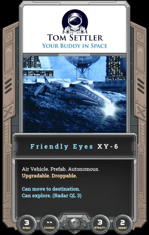 Friendly Eyes
