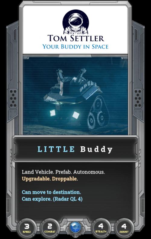 Little Buddy