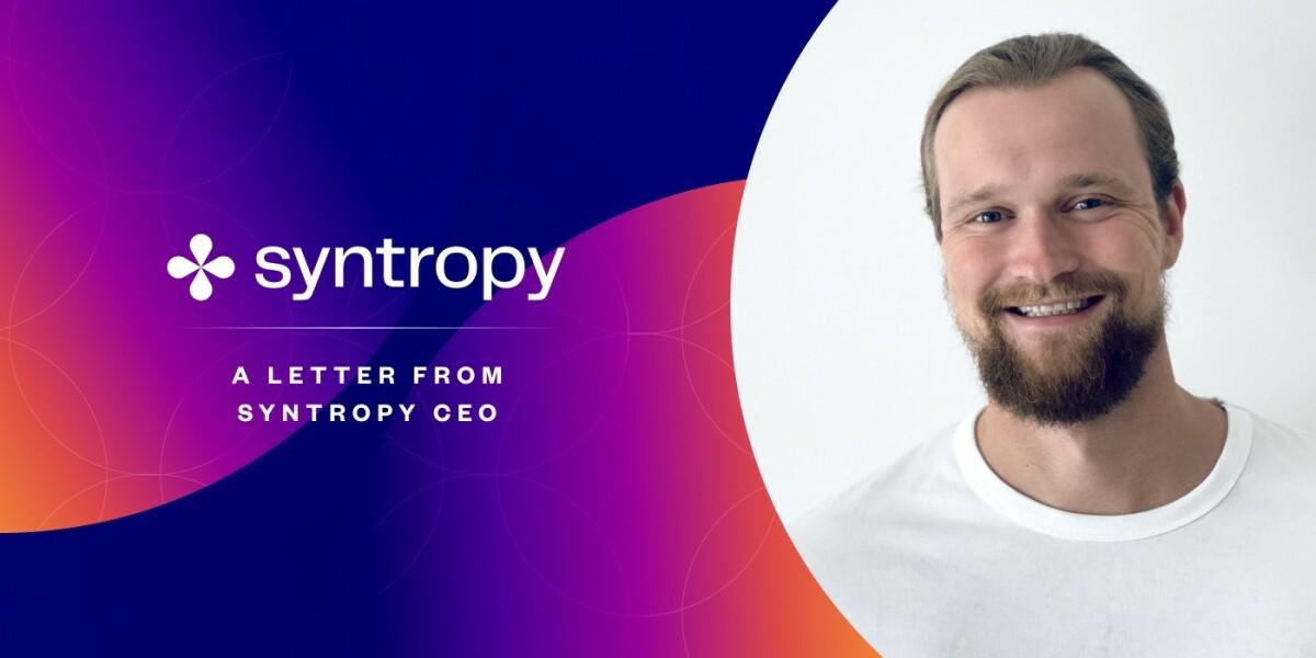 Syntropy CEO Domas