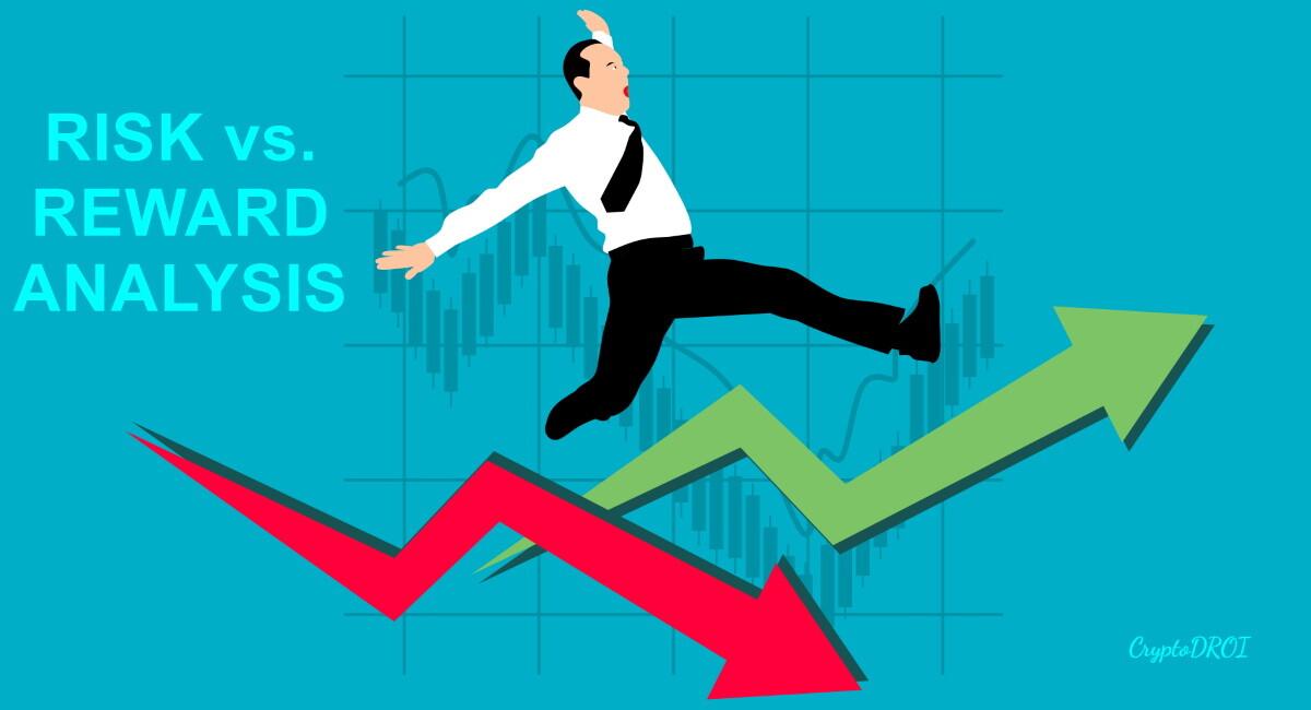 Risk vs. Reward Analysis. CryptoDROI