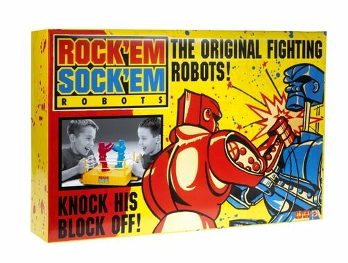 new Crypto Matchups Ready to Rumble Rocke'em Sock'em Style
