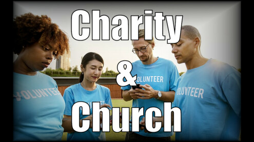 trevor balthrop bitcoin btc church charity volunteer work