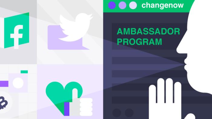 changenow ambassadors program