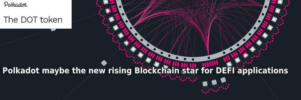 polkadot, dot, blockchain, cryptocurrency
