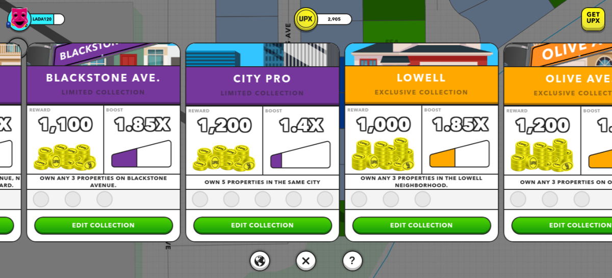 Upland collections City Pro