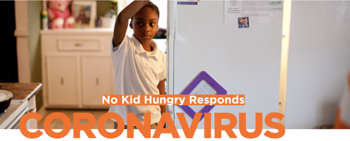 No Kid Hungry CoronaVirus