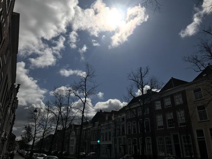 Delft during the Corona Crisis