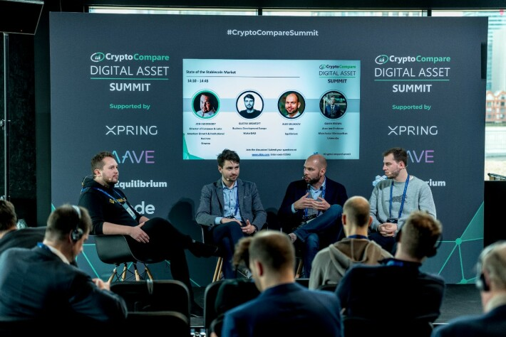 """Panel discussion: """"State of The Stablecoin Market"""""""
