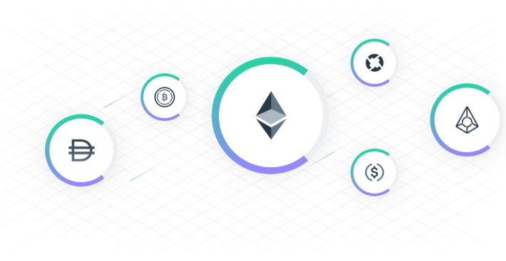 compound finance bitcoin crypto blockchain decentralized decentralised