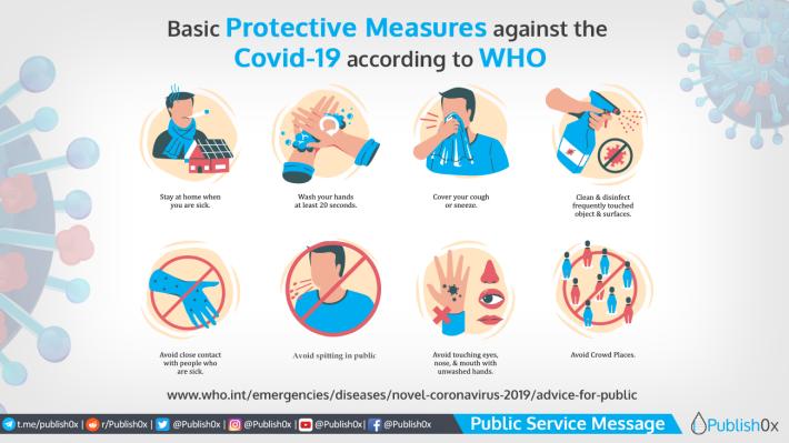 stay save ncov-19