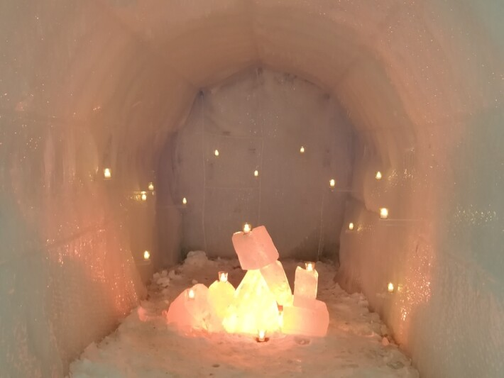 ice display