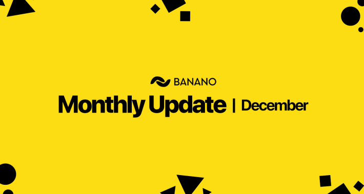 Monthly Update December 2019