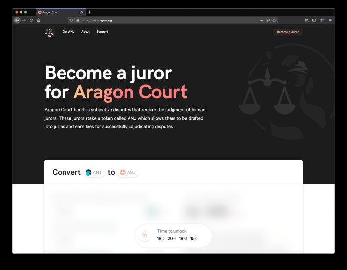 Aragon Court