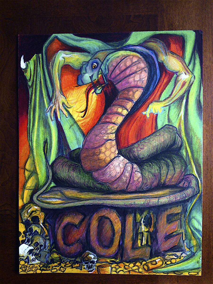 snake for cole