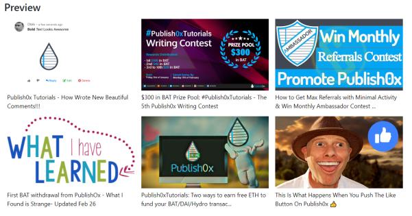publish0x widgets