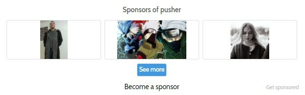 My read.cash sponsors