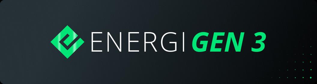 Energi Gen 3