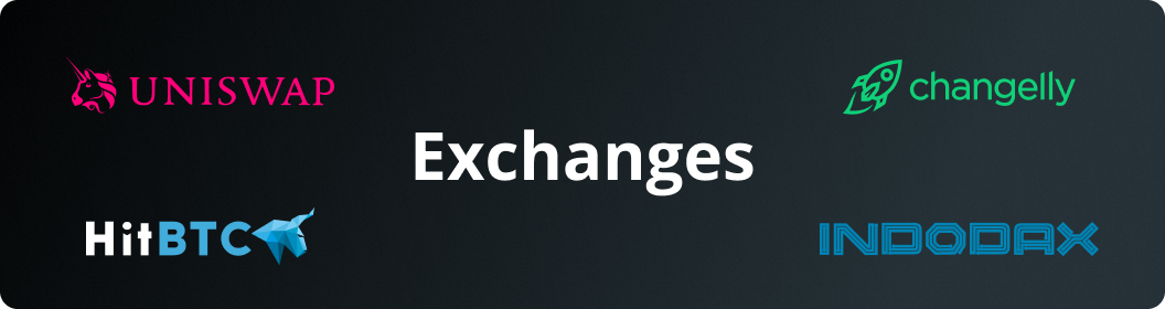 Energi Exchanges