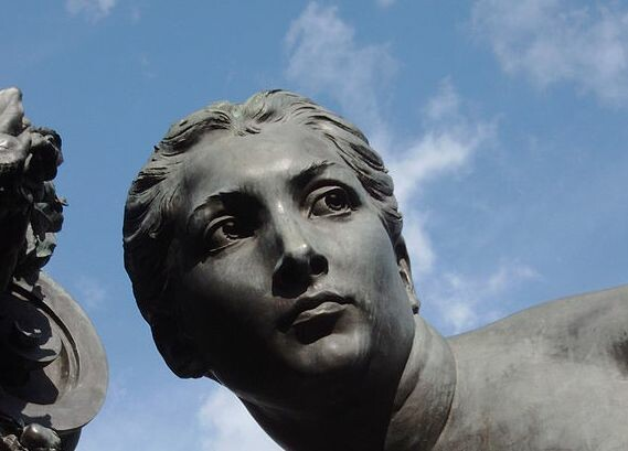 Photo: Statue of Justice