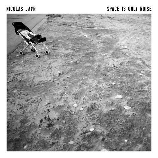 Nicolas Jaar - Space is only noise, album art.