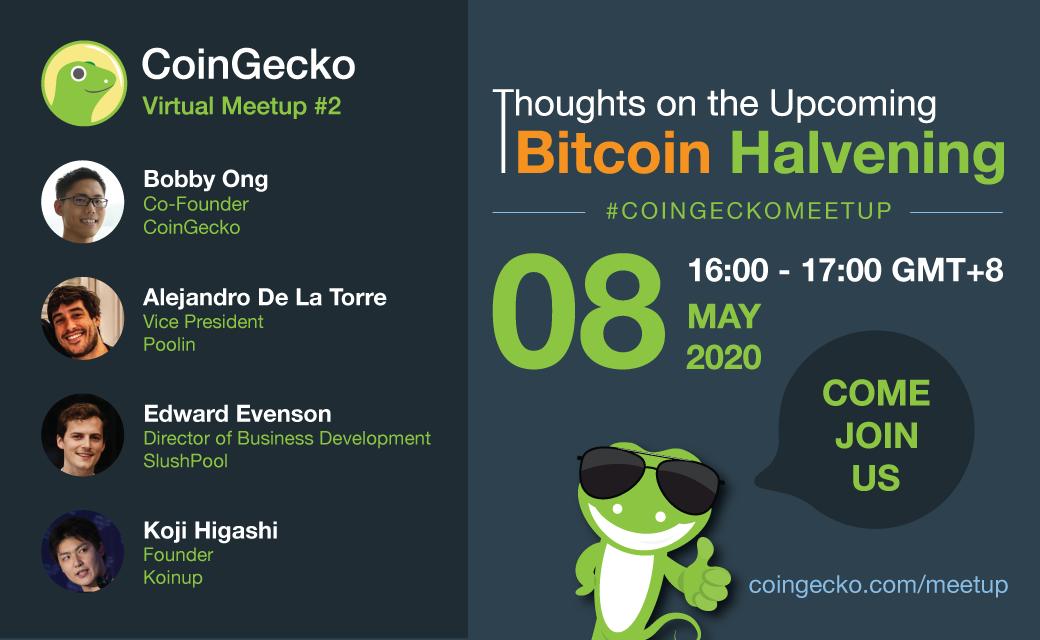 bitcoin halving virtual meetup