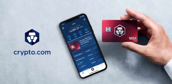 Crypto.com Crypto Debit Card and Mobile App