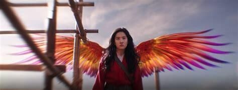 Mulan wings