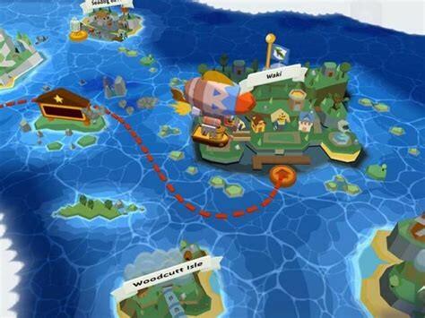 seabeard island