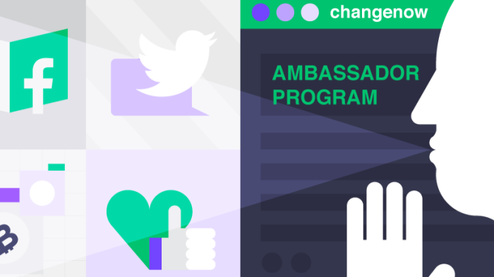 changenow ambassadors program