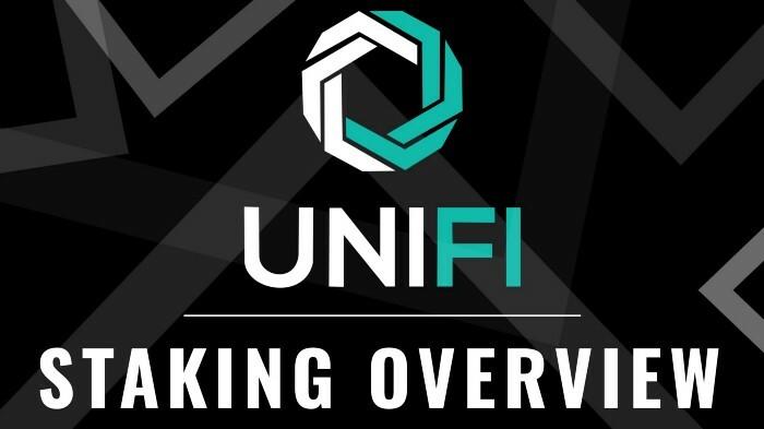 UNIFI DeFi Staking