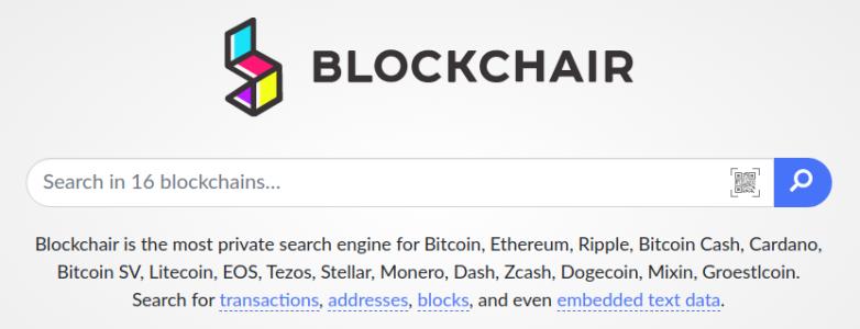 https://blockchair.com/