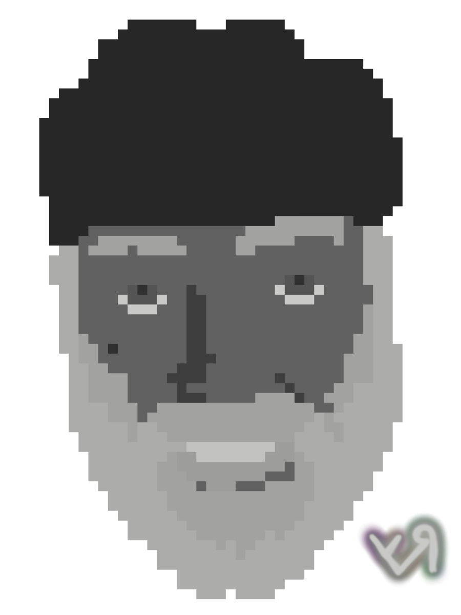 holy fool (shades of grey)
