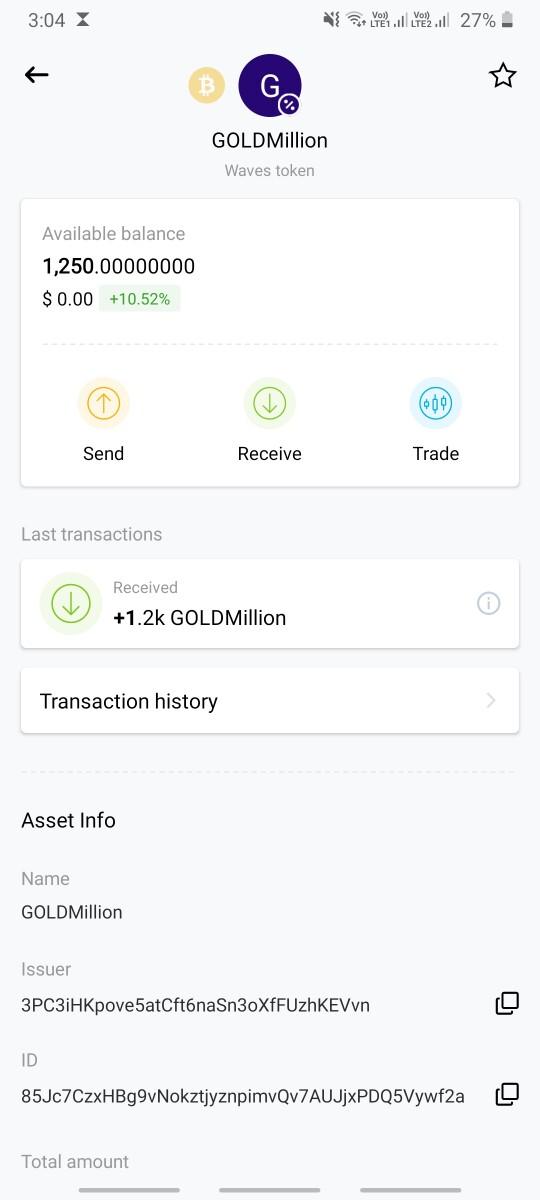 GOLDMILLION BOT PAYMENT