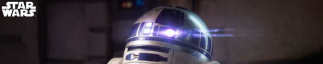 R2D2 an inspiration keeps on going when the going gets tough and, everyone else ducks for cover