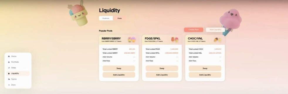 Liquidity Pools (Picture: https://www.youtube.com/watch?v=cz-EDAjG3vk)