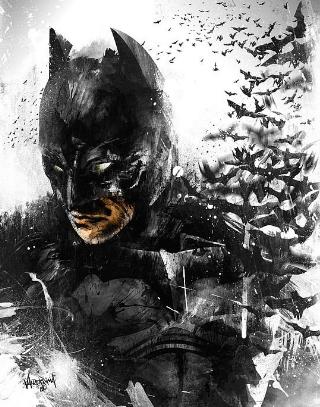 Batman Pain