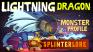 Lightning Dragon - Legendary Monster Profile