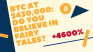 BTC at $430,000: Do you believe in fairy tales?