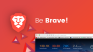 Brave is a record breaker : the browser blockchain that is undermining the big players like firefox and chrome