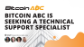 Bitcoin ABC is Seeking a Technical Support Specialist