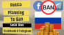 Russia Planning to Ban Social Sites Facebook & Telegram