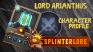 Lord Arianthus - Splinterlands Legendary Character Profile